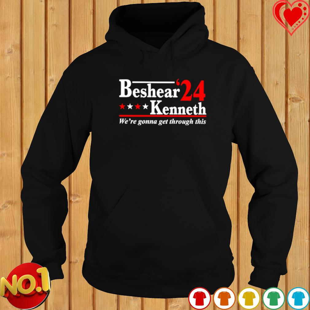 IF Kenny Cant FIX IT NO ONE CAN Hoodie Shirt Premium Shirt Black