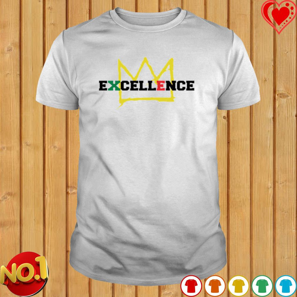 Black Excellence king shirt