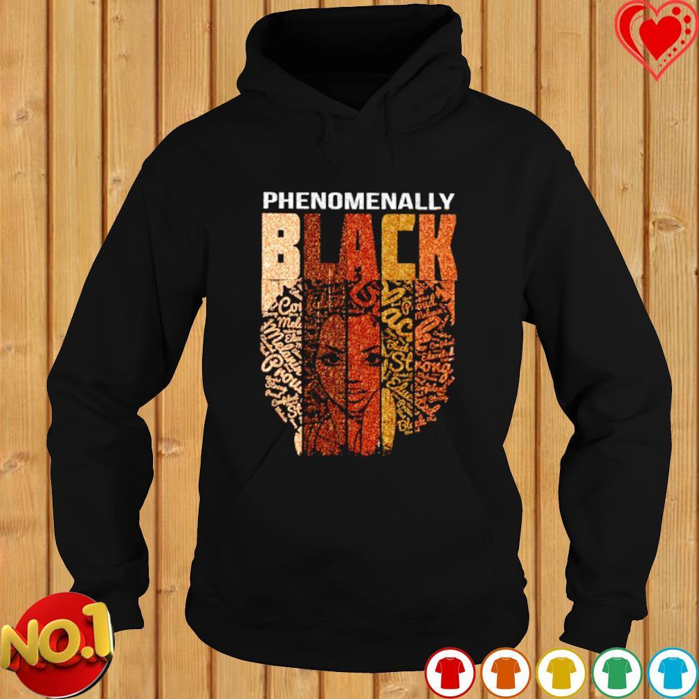 Brown Sugar phenomenally black s hoodie