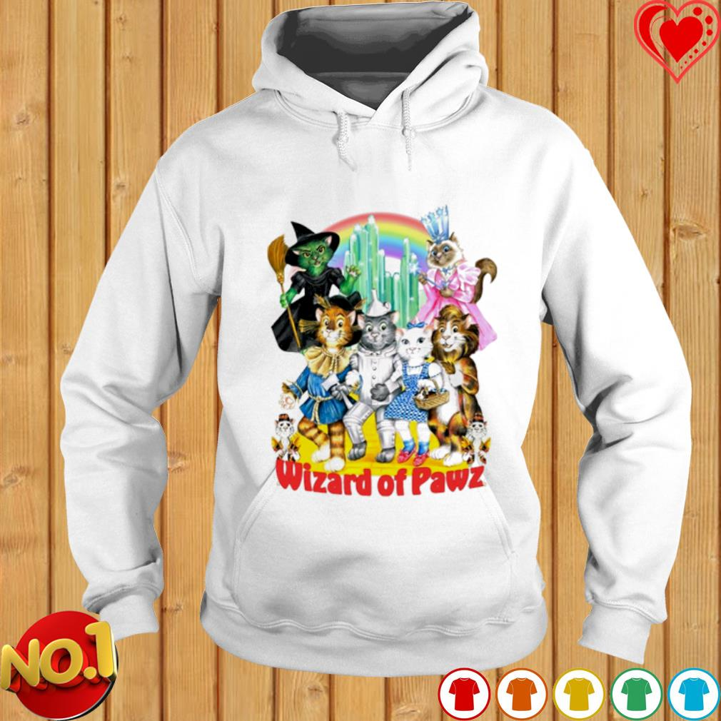 Cat The Wizard of Oz The Wizard of Pawz s hoodie