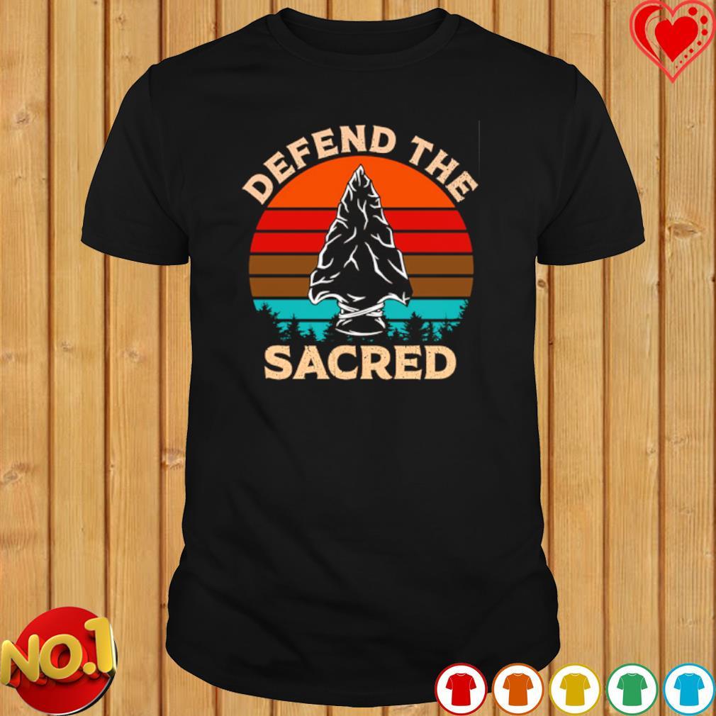 Spear Defend The Sacred vintage shirt