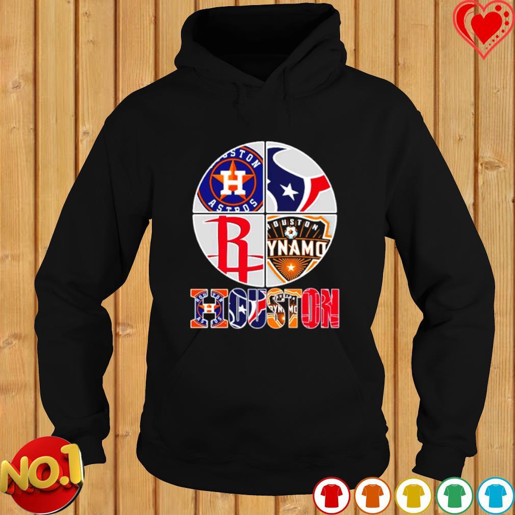 Top sport team Houston s hoodie