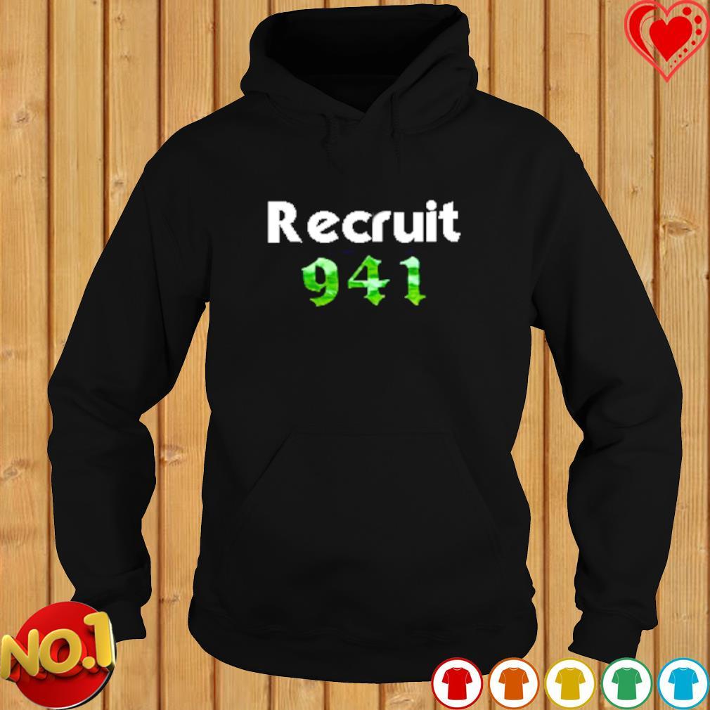 WolverinesWire Michigan football recruit 941 s hoodie