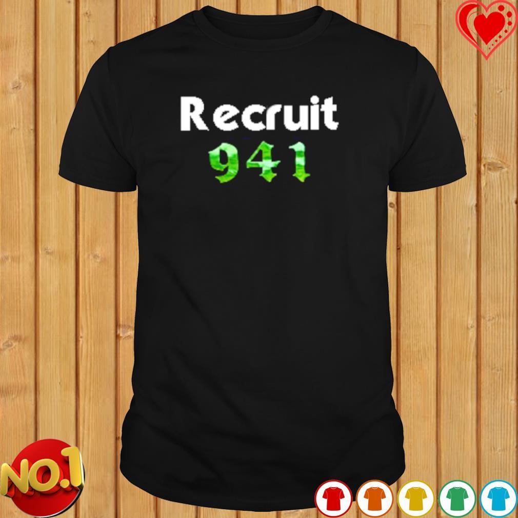 WolverinesWire Michigan football recruit 941 shirt