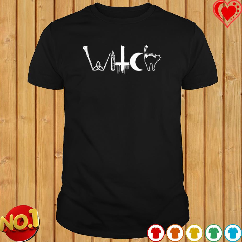 All about Witches shirt