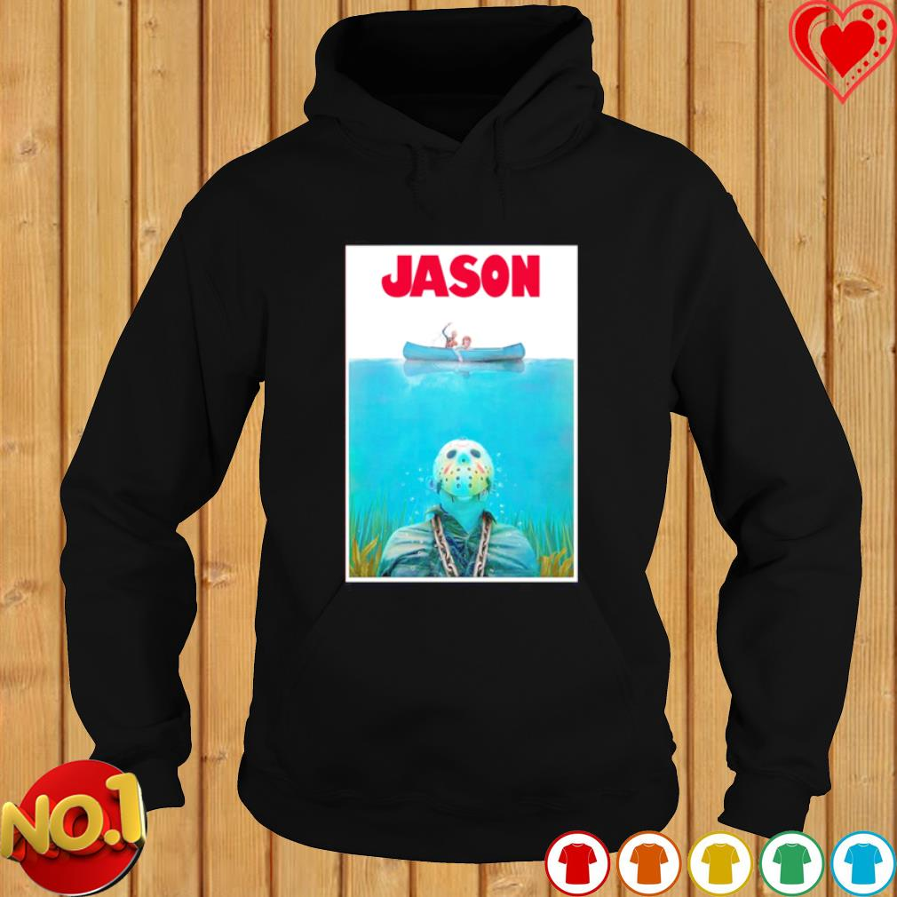 Jason Voorhees Friday The 13th Jaws s hoodie
