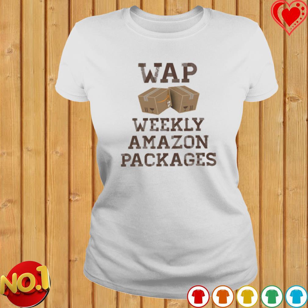 Wap weekly amazon packages s ladies-tee