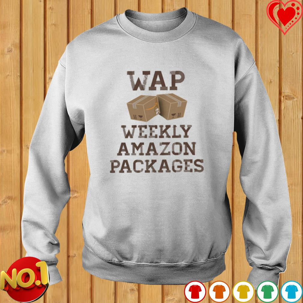 Wap weekly amazon packages s sweater