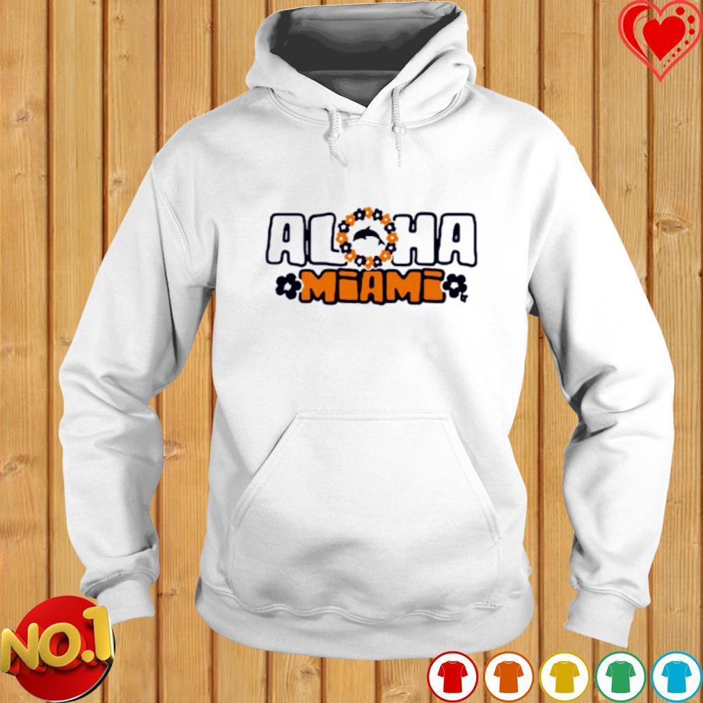 Aloha Miami s hoodie