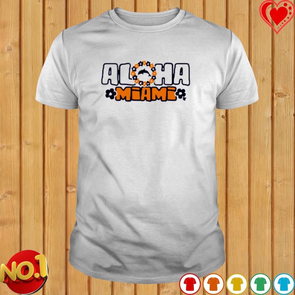 Aloha Miami shirt