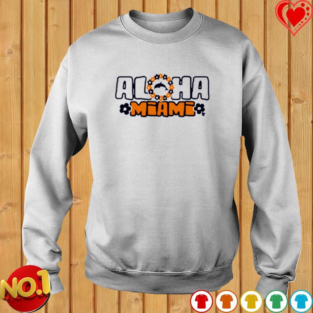 Aloha Miami s sweater