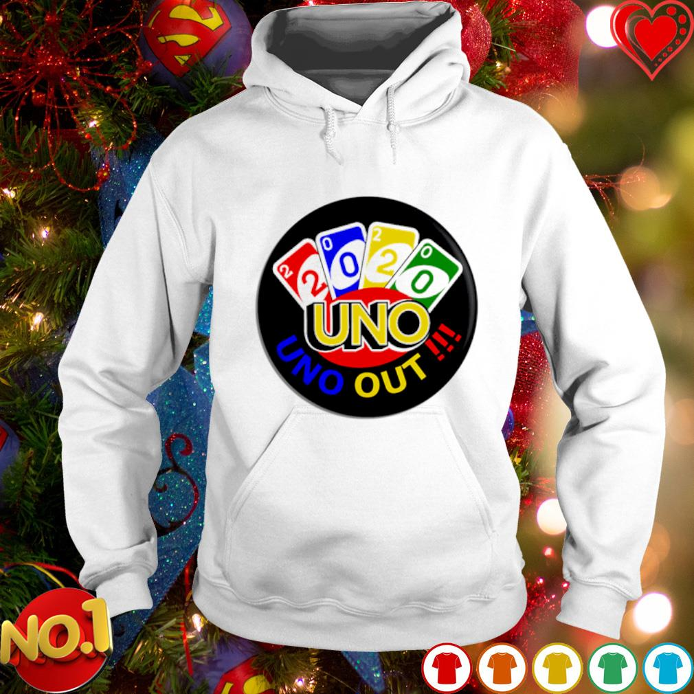 Senior 2020 uno uno out s hoodie