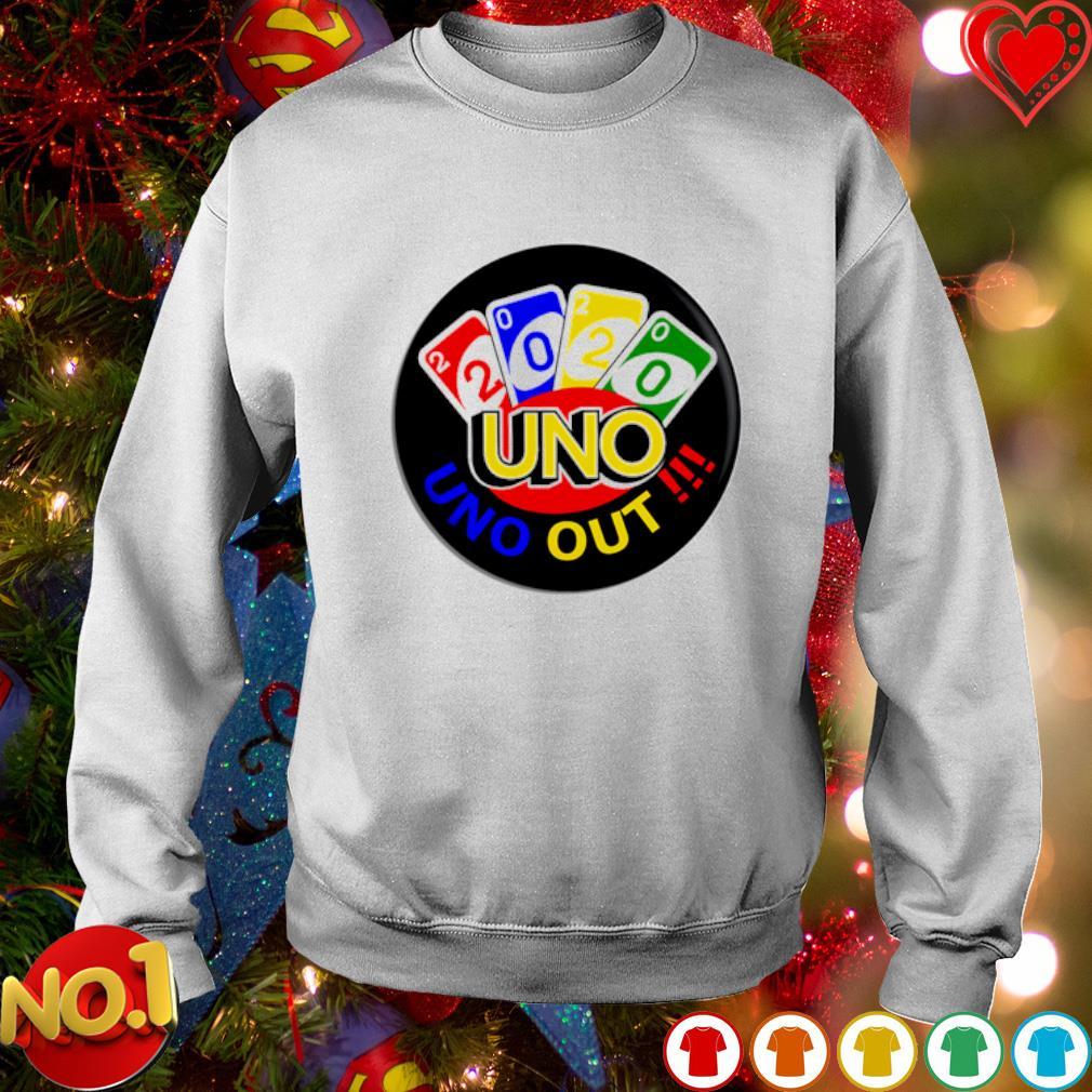 Senior 2020 uno uno out s sweater