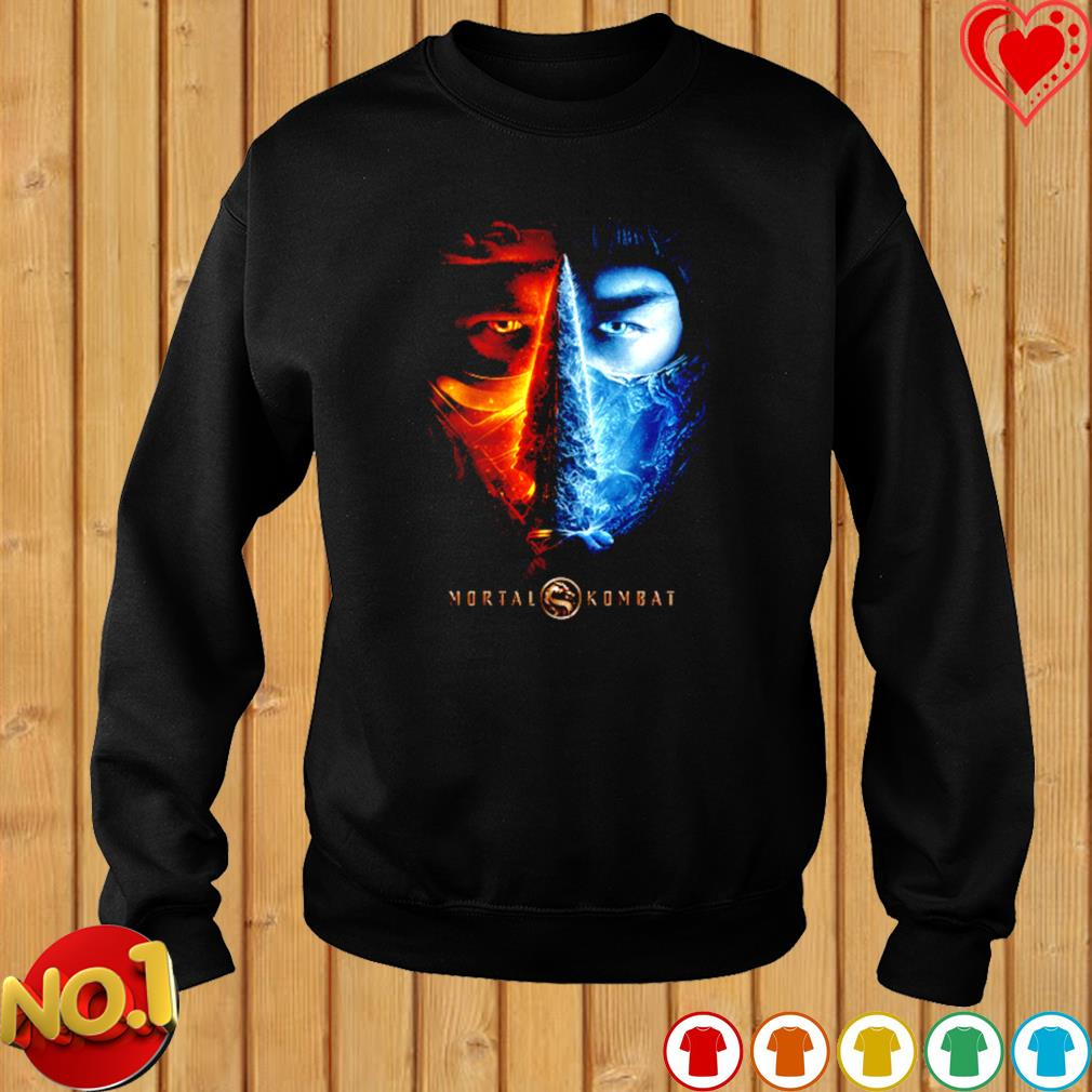 Mortal Kombat 2021 Sub Zero And Scorpion s sweater