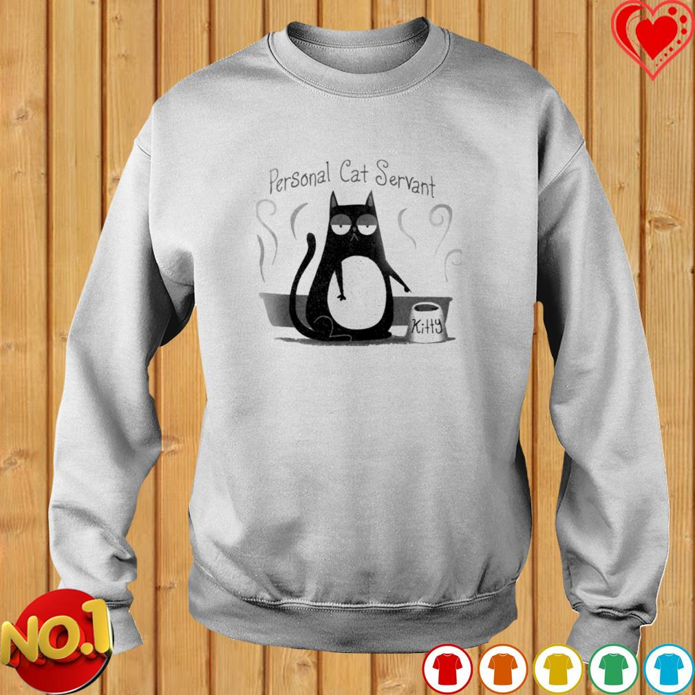 Personal cat servant Kitty s sweater