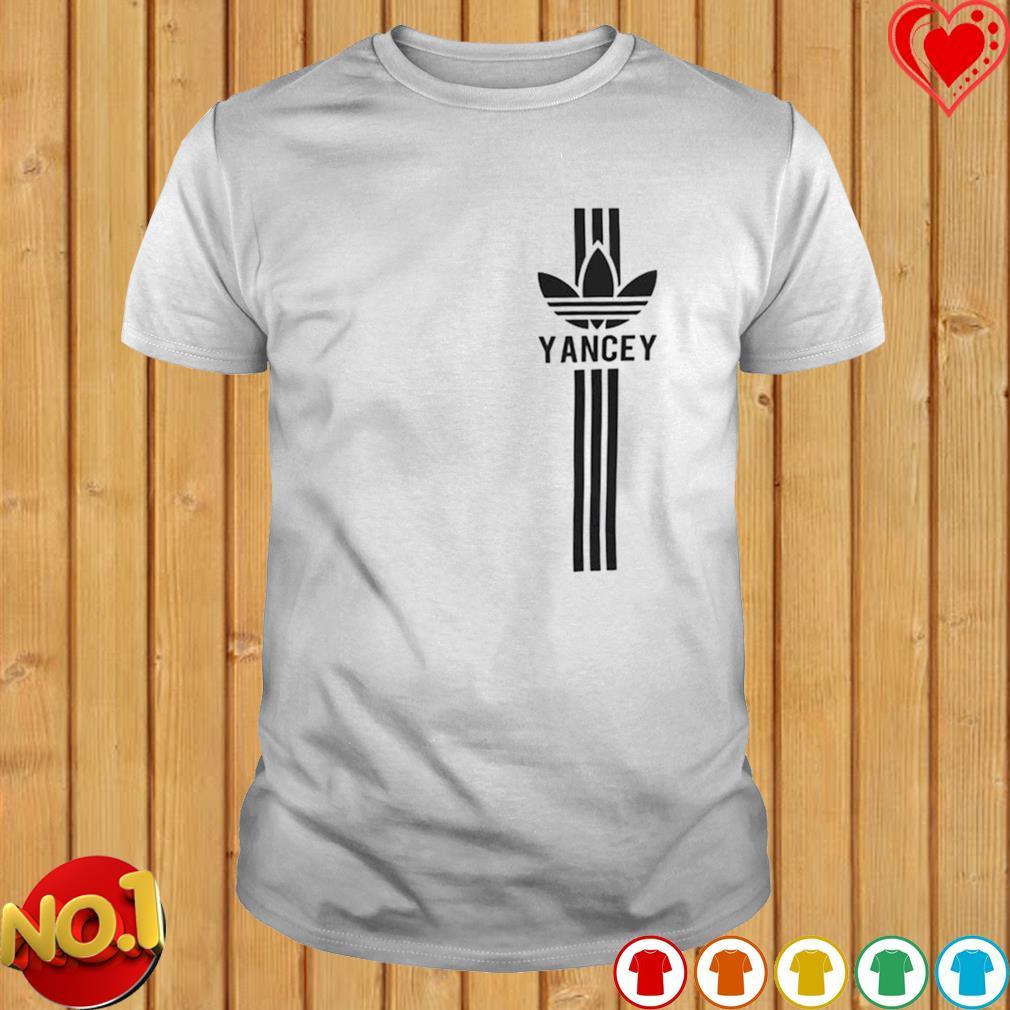 Yancey adidas shirt